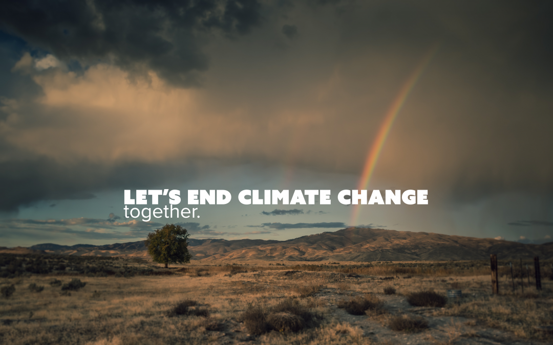 end climate change, do something that matters