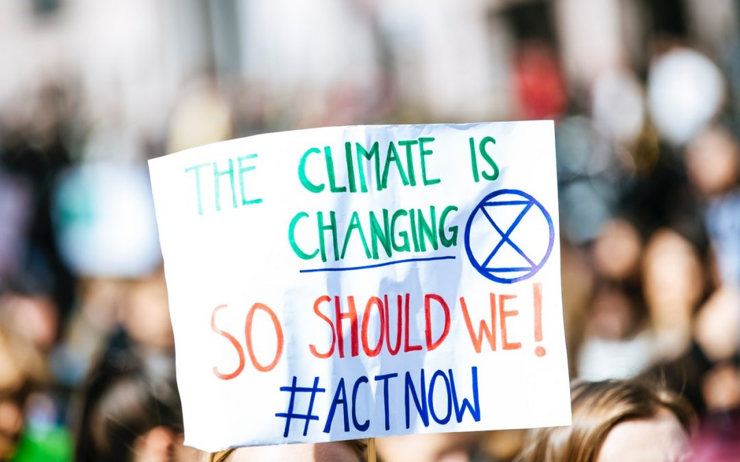 climate is changing act now